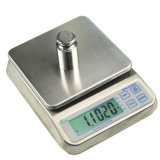 Fec 15kg/0.5g 물 증거 가늠자