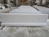 Il granito chiaro poco costoso di G603 Padang assottiglia le mattonelle
