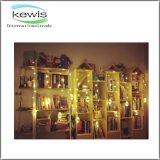 luz de la decoración de la Navidad de 220V los 3m para la decoración casera