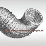 유연한 HVAC 알루미늄 덕트 (HH-A HH-B)