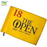 14X20pouces Pavillon de golf en nylon avec tube de nylon (A-NF33F01004)