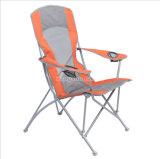 Viaje por carretera que acampa al aire libre silla de plegamiento del ocio