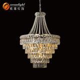 Les lustres en cristal Pendentif Antique européenne lampe pour la décoration de l'hôtel (OMJ006)