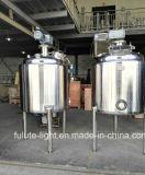 1000 Vloeibare het Mengen zich van het Roestvrij staal van de liter Tank