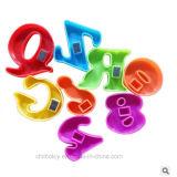 Giocattolo magnetico educativo approvato di Digitahi di alfabeto del Ce per i capretti