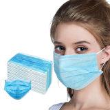 Haut de la qualité Non-Woven 3jetables ply masque facial