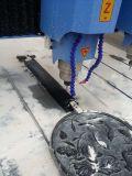 大理石の彫版3Dの救助のためのCNC機械