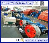 Xj-500 tipo tubolare ad alta velocità macchina di arenamento del cavo