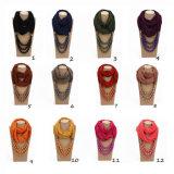 卸し売り女性のスカーフ2018ばねの夏の方法Hijabのペンダントのスカーフ