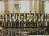 Spremuta liquida della macchina di rifornimento di E che riempie la linea di produzione completa