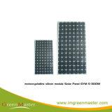 Mono панель солнечных батарей (GYM300-72)
