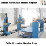 Máquina automática a estrenar del estirador de la fabricación de cables de las capas dobles