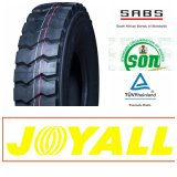 Pneu en acier radial de camion de roue d'exploitation lourde de Joyallbrand (12.00R20, 11.00R20)