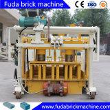 Цена машины блока класть яичка Linyi подвижное гидровлическое конкретное полое