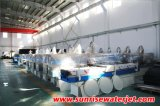 공장 공급자 CNC 미사일구조물 스테인리스 (SQ3020)를 위한 Waterjet 절단기