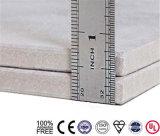 Parede de divisória interior 6mm-25mm da placa do cimento da fibra da celulose