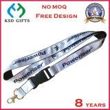Acolladores de encargo impresos Silkscreen promocional de la insignia del poliester (KSD-933)