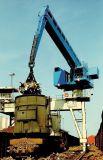 Máquina multi de la grúa del astillero de la cubierta del puerto del propósito en escala con precio bajo