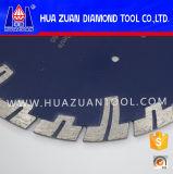 El mejor diamante de los segmentos de la protección vio la lámina