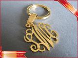 Crear el regalo Keychain promocional de los Keyrings para requisitos particulares de Keychain del metal 3D