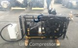 35bar 40bar Hochdruckluft-Kolben-Kompressor mit Luft-Becken