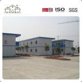 Casa prefabricada ligera de varios pisos del acero estructural para la venta