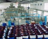 Semi-automático Conservas de Tomate 400g, 850g a linha de enchimento