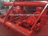 UL het standaardPakket van de Pomp van de Brand 1500 Gpm met de Diesel Elektrische Pompen van de Jockey