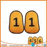 Populaires Logo portable Impression de banderoles une trame