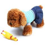 ビニールのShrillingの叫ぶ音の鶏のおもちゃおよび犬の咀嚼のおもちゃを緩めなさい