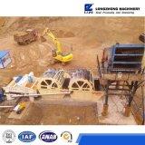 120-180т/ч песка мойка с перерабатывающая установка