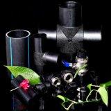 Tamanho personalizado da tubulação do HDPE da fonte de água da espessura com preço do competidor