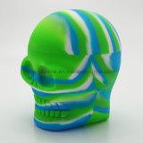 FDAのシリコーンの新しく大きい煙る管の瓶500mlの頭骨の容器