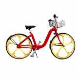 """26 """"自転車またはレンタルシステムスマートなロックGPSが付いている都市のためのパブリックのバイクまたは分け前の自転車"""