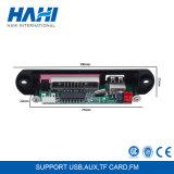 MP3 de Raad van de Decoder van Bluetooth voor 12V de Kaart van USB TF met Controlemechanisme