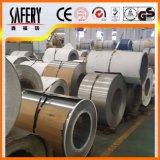 201 304 galvanizados en bobinas de acero inoxidable laminado en frío