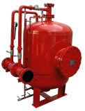 El tanque de vejiga vertical de la espuma de la instalación del producto extintor más nuevo