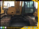 Excavador de la oruga 320c, excavador usado del gato 320c del material de construcción