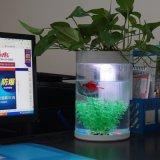 Офис, гостиница, бак рыб встречного аквариума штанги акриловый