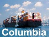 Trasporto di consolidamento di FCL da Guangzhou a Colombia