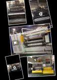 La transparence et de la machine à main en fonte du film plastique