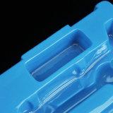 Plateau médical et dentaire de qualité d'instrument de plastique