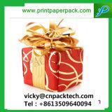 민감한 크리스마스 선물은 아이를 위한 Bowknot를 가진 선물 포장지 상자를 디자인했다