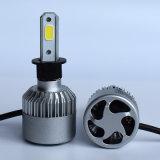 Hightの品質LED車ライトS2 H3穂軸の単一のビームLED車のヘッドライト