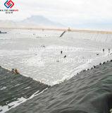 Perforado de aguja Noneoven PP Geotextile en medidas de control de erosión