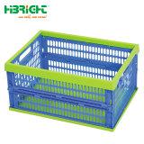 Fabricante de la caja de cestas de fruta Folable