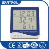 Contador Jw-106 de la temperatura de la humedad del contador de Hygrothermograph