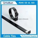 Atadura de cables del bloqueo del ala del acero inoxidable del certificado del Ce ISO9001 de la UL RoHS