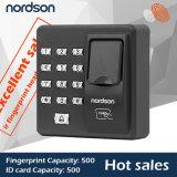Фингерпринт Fr-V5 & контроль допуска удостоверения личности автономный (фингерпринт, карточка, пароль)