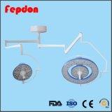 De belangrijkst-satelliet Plafond Opgezette Medische LEIDENE Shadowless Chirurgische Lamp van de Verlichting (760300 leiden)